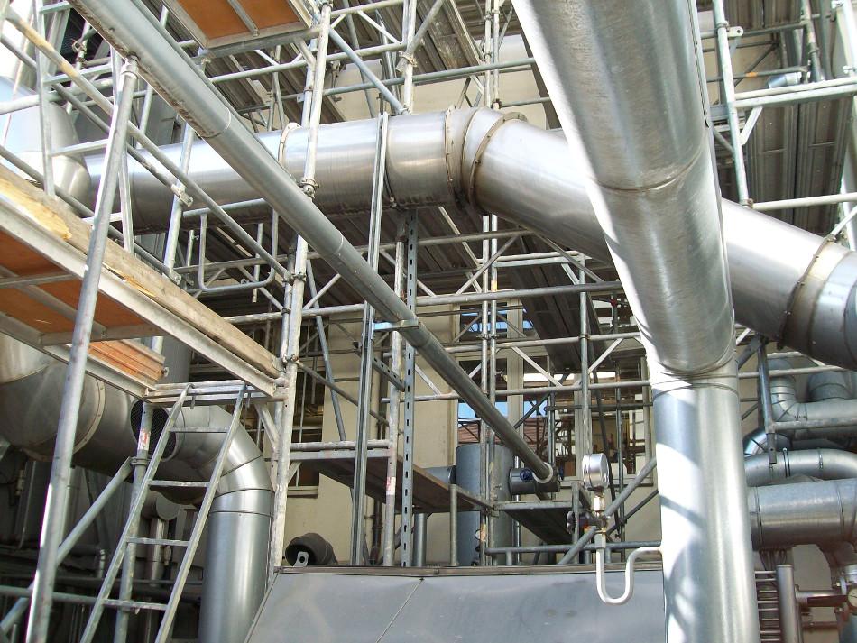 Industriegerüst